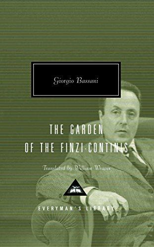 The Garden Of The Finzi-Continis (Everyman's Library Contemporary Classics)