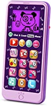 LeapFrog Chat and Count Emoji Phone, Purple, Great Gift For Kids, Toddlers, Toy for Boys and Girls, Ages 2, 3, 4, 5