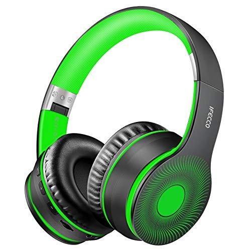 Cascos Inalambricos Bluetooth, Auriculares Diadema Estéreo Inalámbricos Plegables, Micrófono Incorporado, Cascos Bluetooth...