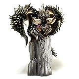Monster Hunter World Endless Dragon Nergigante 33 CM PVC Action Jouet Figurines Collection Décoration Enfants Jouet Cadeau