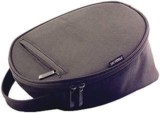 JetPaks.net HatPak Uniform Hat and Cap Travel Carrying Case - Large - Black