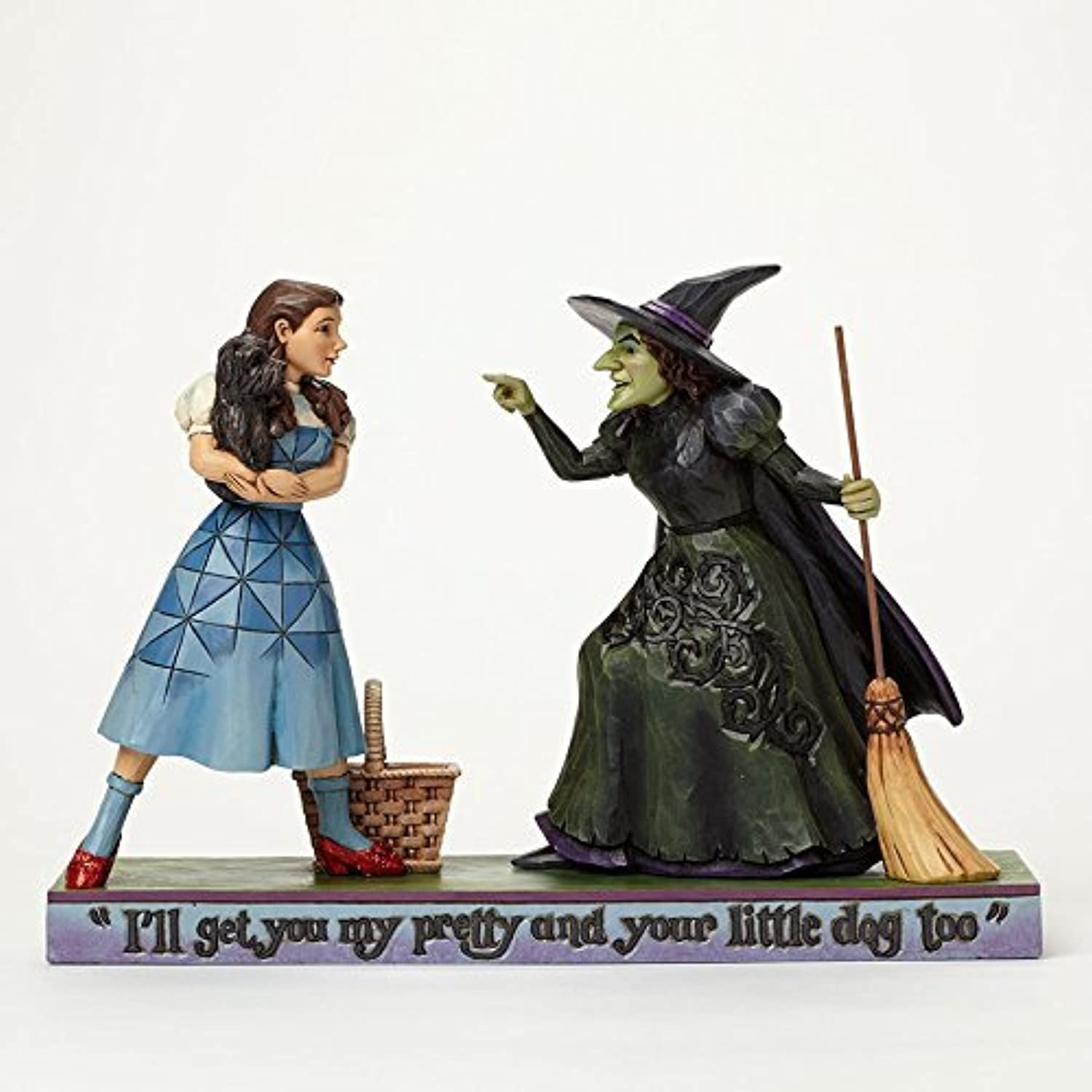 Dorossohy with Wicked Witch by Heartwood Creek