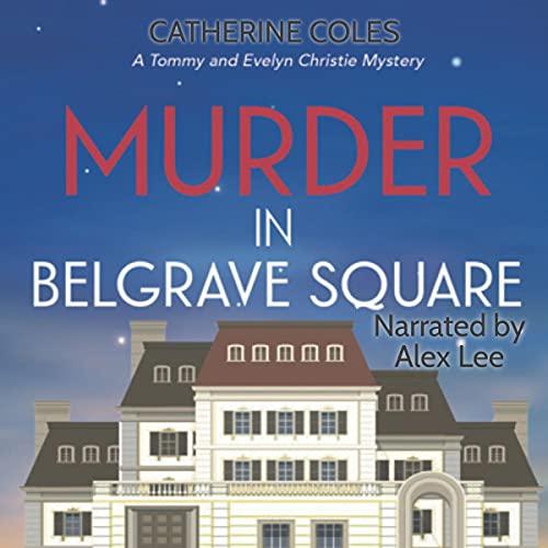 Murder in Belgrave Square cover art