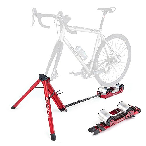 Feedback Sports Feedback Omnium Over-Drive Portable Bike Trainer with Tote Bag