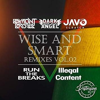 Wise & Smart (feat. Javo Scratch)