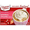 Duncan Hines Mug Cakes Strawberry Shortcake Flavored Mix