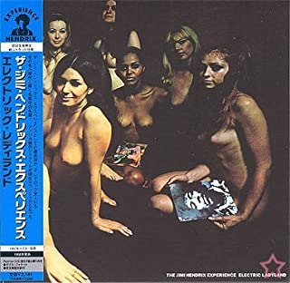 Electric Ladyland Mini Lp Cd Japan OBI Nude Cover by N/A (0100-01-01) 【並行輸入品】
