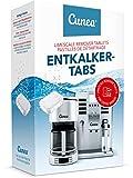 Entkalkungstabletten für Kaffeemaschine und Kaffeevollautomat 45x 16g - kompatibel mit sämtlichen...