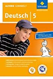 Alfons Lernwelt Deutsch 5 Einzelplatzlizenz - Ute Flierl