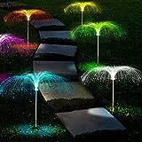 Solarleuchten Garten ,FANSIR 5 Stück Solar...