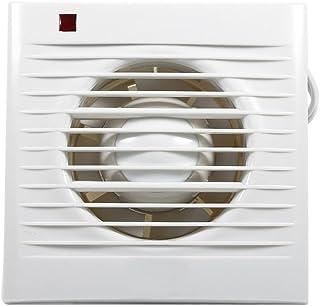 Ventilador de Baño Ventilador Extractor, Extractor de Ventilación Extractor de Baño de Cocina Sistema de