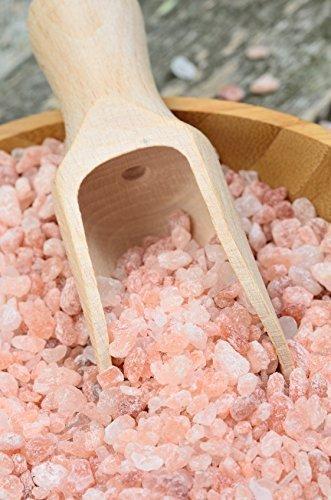 25 kg Himalaya Pink Salt Coarse - Körnung: grob (3,0-5,0mm) Himalaya Salz Mineral Mineralien - Salt Range Pakistan
