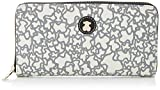 Tous K Mini, Cartera para Mujer, (Beige 695790024), 19.5x11x2 cm (W x H x L)