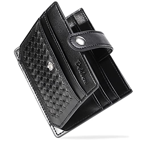 Bokkow カード ケース メンズ クレジット カード ケース 本革 カード ホルダー カード入れ カードケース 薄型