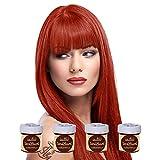 Coloración para el cabello La Riche Directions, color semipermanente (todos los colores disponibles) 4 unidades de 88ml