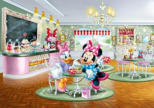 1art1 Walt Disney - Paperina E Minni Poster Carta da Parati Fotomurale (255 x 180cm)