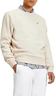 Tommy Jeans Tjm Regular Fleece C Neck Maglia di Tuta Uomo