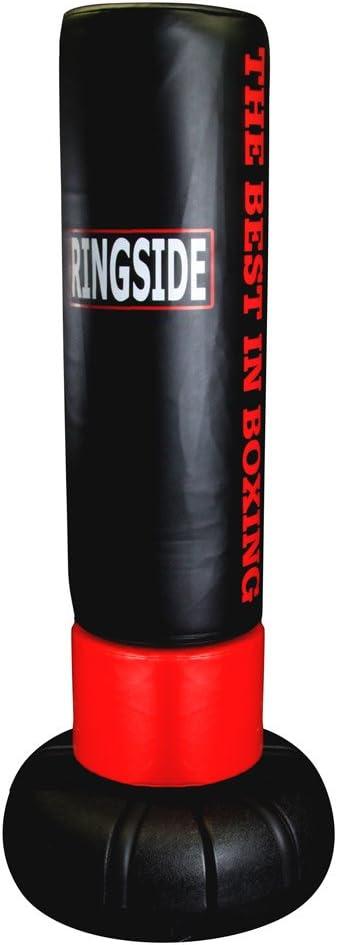 Ringside Freestanding Boxing Punching Heavy Bag Black