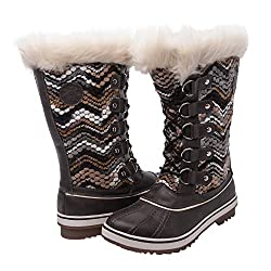 a2b16fb61f8 Extra Wide Calf Snow Boots For Plus Size Women