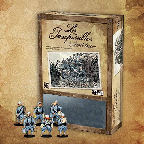 Ludonova Los Inseparables Edición Armisticio