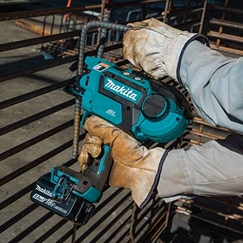 Makita XRT01TK in Use