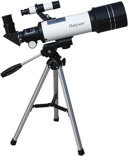 NanYin Télescope F40070M HD Télescope avec trépied Monoculaire Lune Observation des Oiseaux Enfants Cadeau Match Adaptateur Téléphone