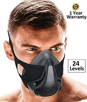 oxygen deprivation training mask