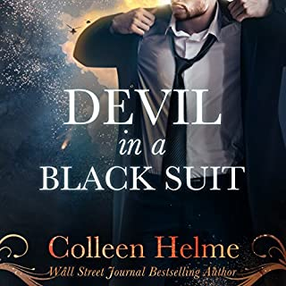 Devil in a Black Suit audiobook cover art