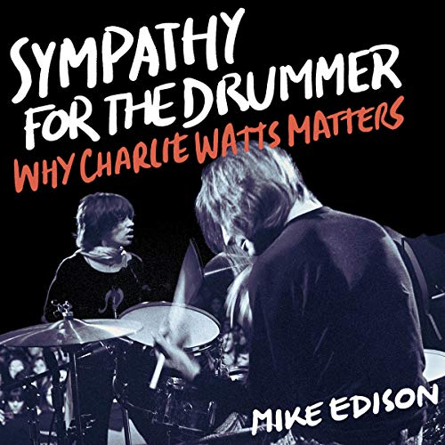 Sympathy for the Drummer audiobook cover art