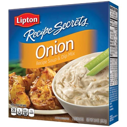 Lipton Onion Soup and Dip Mix (Pack of 2)