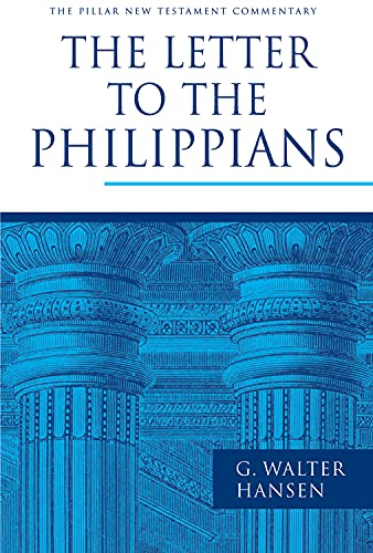 Image of The Letter to the Philippians (The Pillar New Testament Commentary (PNTC))