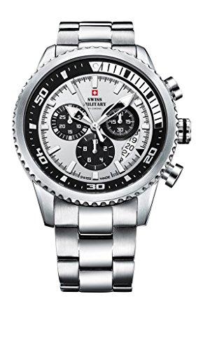 Swiss Military orologio uomo cronografo SM34042.02