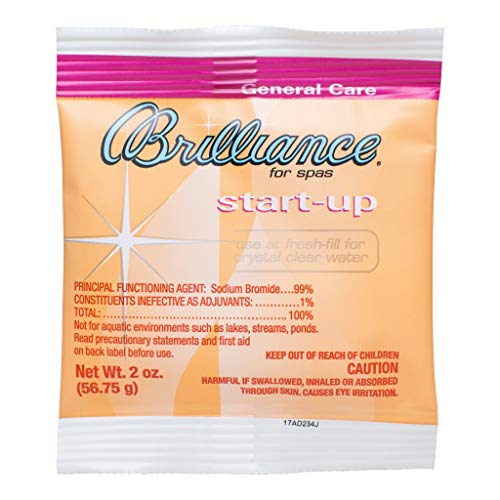 Brilliance Spas 60. Start up Pack