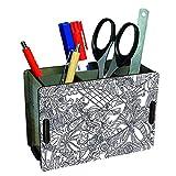 STIFTEBOX Ausmal-Stiftebox klein von Werkhaus Büro Schreibtisch Utensilio 2278