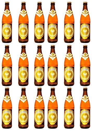 Brauerei Eichhorn - Pils (18 Flaschen) I Bierpaket von Bierwohl