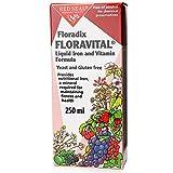 Floradix Floravital Fórmula de hierro líquido YF GF - 250