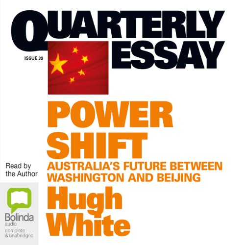Quarterly Essay 39: Power Shift cover art