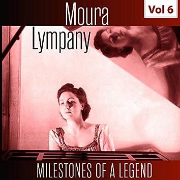 Milestones of a Legend - Moura Lympany, Vol. 6