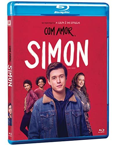 COM AMOR, SIMON [BLU-RAY]