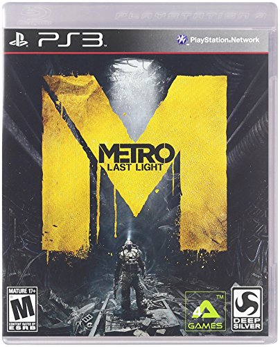 Metro: Last Light (Replen) [USA]