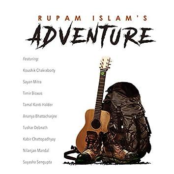 Adventure (feat. Koushik Chakraborty, Sayan Mitra, Timir Biswas, Tamal Kanti Halder, Ananya Bhattacharjee, Tushar Debnath, Kabir Chattopadhyay, Nilanjan Mandal, Suyasha Sengupta)