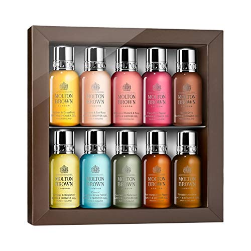 Molton Brown - Discovery Bathing Travel Collection - 10-teiliges Duschgel-Set