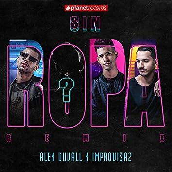 Sin Ropa Remix