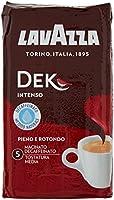 Lavazza Caffè Macinato Decaffeinato, Dek Intenso, 250g