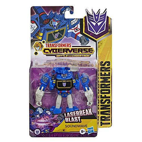 Transformers Bumblebee Cyberverse Adventures Warrior Class S