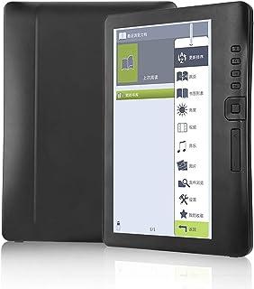 """E-läsare, BK7019 bärbar 7"""" TFT LCD vattentät färgglad skärm E-bokläsare integrerad kropp ultraklart digital bok läsa inbyg..."""