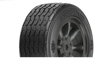 Protoform - Pro-line Racing VTA Front Tire 26mm Mounted Black Wheel, PRM1014018