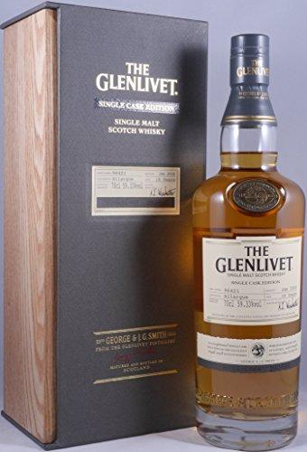Glenlivet 18 years Allargue Single Cask Edition