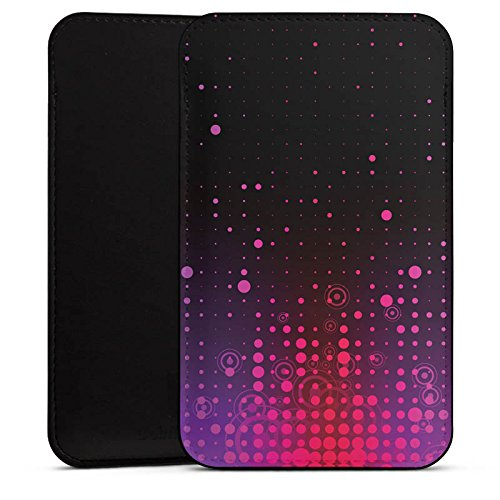 DeinDesign Cover kompatibel mit Wiko Highway Star Hülle Tasche Sleeve Socke Schutzhülle Punkte Muster Pattern