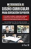 Metodologia de Diseno Curricular para Educacion Superior